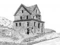 La maison Quédinet en 1972