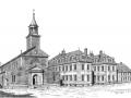 Première église de St-Pierre