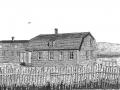 Habitation de la ferme La Pointe au Cheval