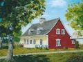 Maison de ferme québécoise