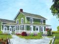 Maison de ferme de type vernaculaire