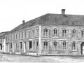 Ancien bâtiment de l'armateur Mazier