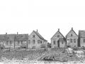 Rangée de maisons de pêcheurs