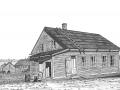 Maison d'enfance de mon père Henri Claireaux