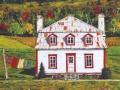 Maison de type Mansard