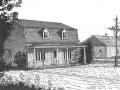 Maison de ferme type mansard