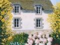 Maison Bretonne aux lucarnes bombées