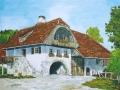 Ancienne ferme suisse.