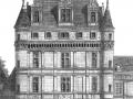 Pavillon d'entrée du Château de Valençay