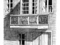 Balcon tambour